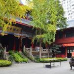 Co robiliśmy w Chengdu, czyli chanty wokół pagody, herbaciarnia, jądra bawoła oraz Mao.