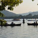 Znane i mniej znane okolice West Lake w Hangzhou.