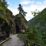 Cangshan Mountain, czyli kolejką linową na szczyt.