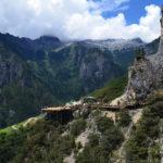 Balagezong Scenic Area.