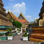 Bangkok – The Grand Palace, Wat Pho oraz Wat Arun.