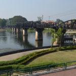 Most na rzece Kwai, część 2: trochę historii i moja wycieczka.