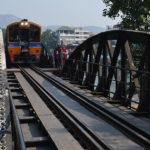 Most na rzece Kwai, część 1: współczesna turystyka w tajskim wydaniu.