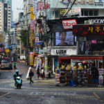 Seul – pierwsze wrażenia z Korei Południowej.