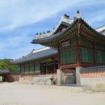 Seul – zwiedzając pałace.